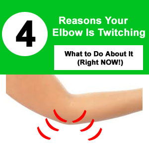 elbow twitching picture