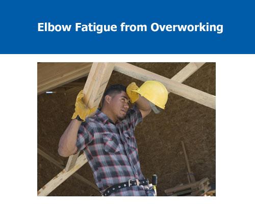 elbow fatigue