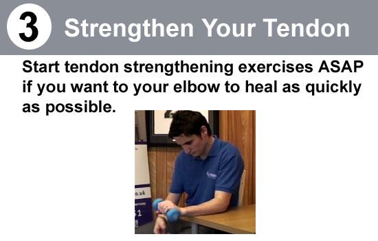tendon strengthening