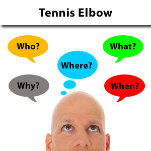 tennis elbow explained