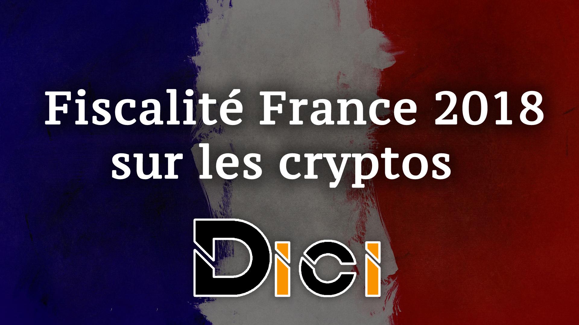 fiscalité 2018 sur les crypto-monnaies en France<span class=