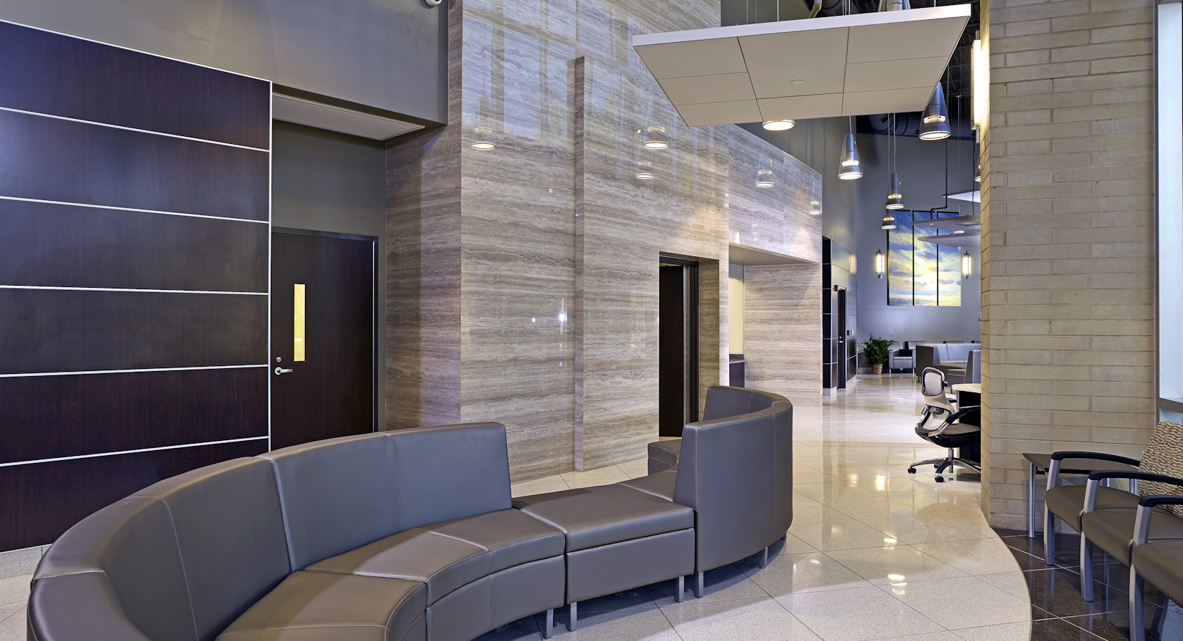Birmingham Commercial Interior Design By Design Innovations