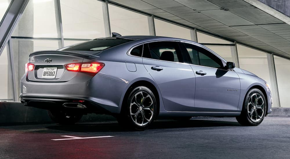 what s new in the 2019 chevy malibu