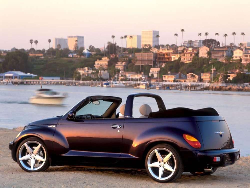 medium resolution of interestingly the nhtsa for caf fuel economy calculations deem the pt cruiser a truck despite the fact that the vehicle is often referred to as a car