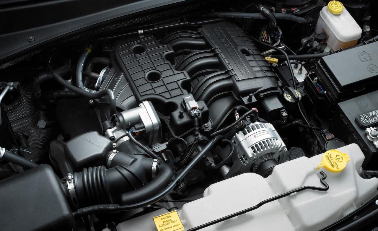 hight resolution of engine options
