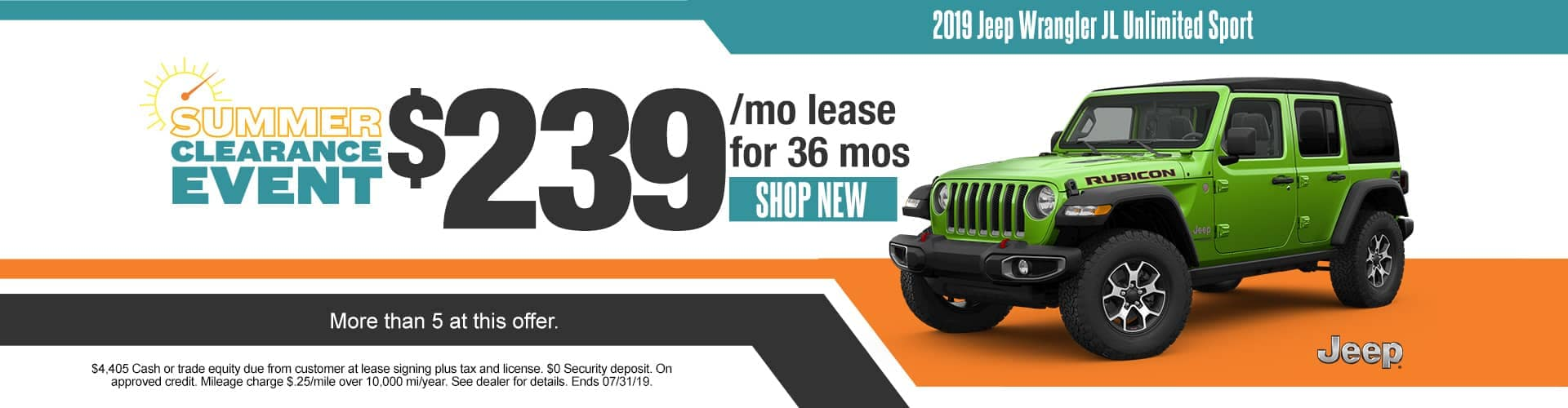 hight resolution of wrangler clearance event banner for desktop