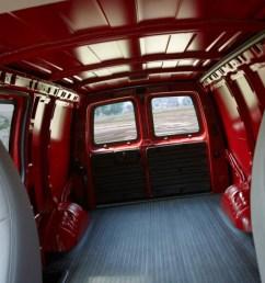 2016 chevy express 3500 interior cargo  [ 1600 x 686 Pixel ]
