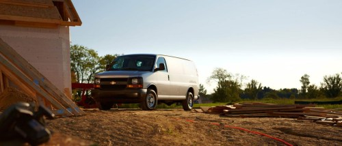 small resolution of  2016 chevy express 3500