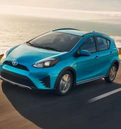 this tugs the prius c to 60 mph in just under 11 seconds and delivers up to 46 mpg combined  [ 1200 x 800 Pixel ]