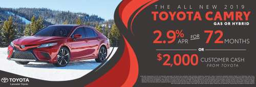 small resolution of the 2019 toyota camry toy37083 19jul highlandermy19 lancaster review