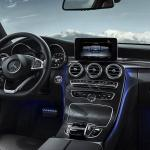 The Mercedes Benz E Class Presafe With Pink Noise