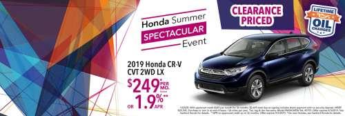 small resolution of 2019 honda cr v