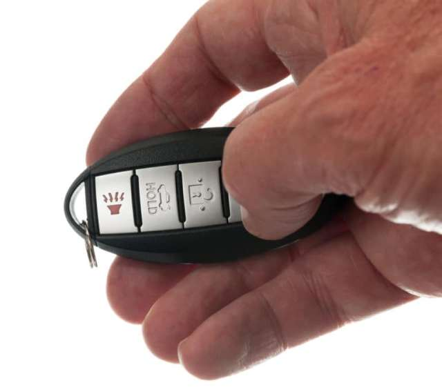 how to open the mazda key fob  battery replacement