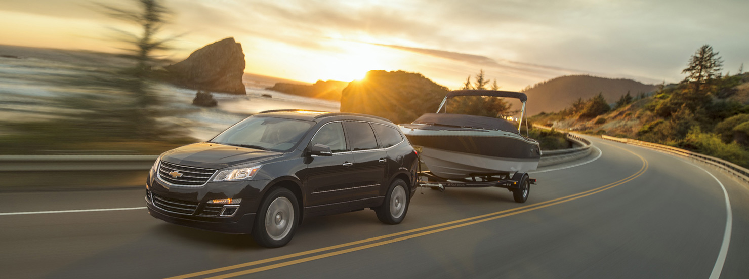 hight resolution of chevy traverse performance