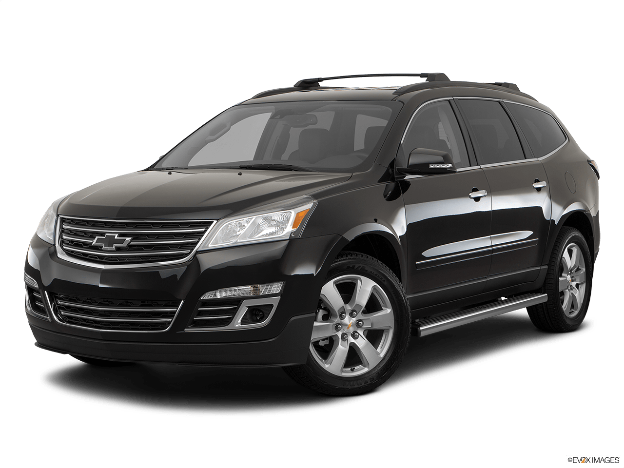 2017 Chevy Traverse  Performance Design  Safety Review