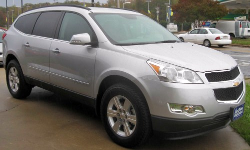 small resolution of 2009 chevrolet traverse
