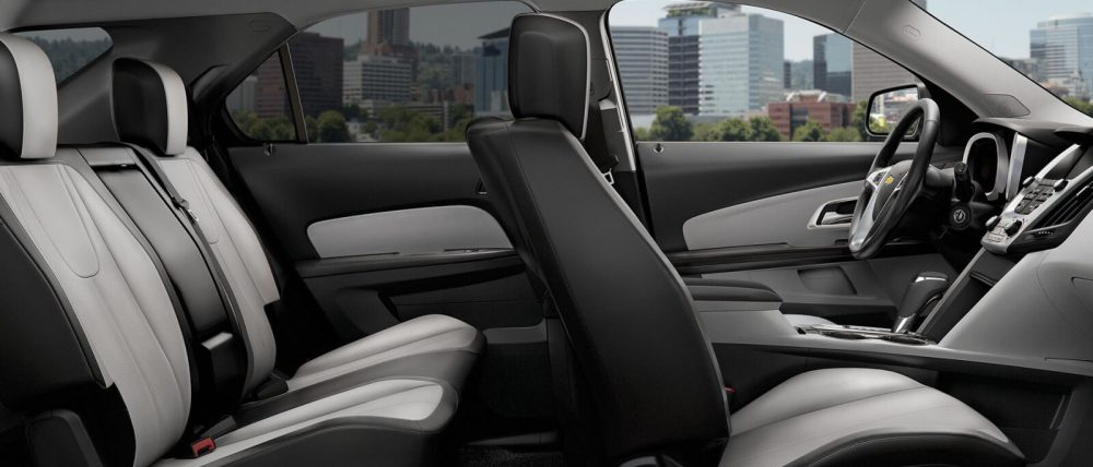 medium resolution of chevy equinox interior
