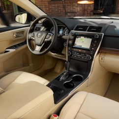 Interior All New Camry 2016 Konsumsi Bbm Grand Avanza 2018 2017 Toyota Reveals Secret For Remaining America S Top Selling