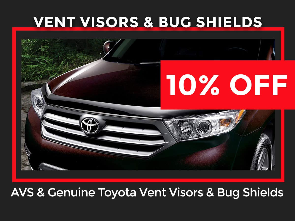 toyota yaris 2017 trd parts 2016 bekas accessories specials in west county jay wolfe vent visor bug shield special