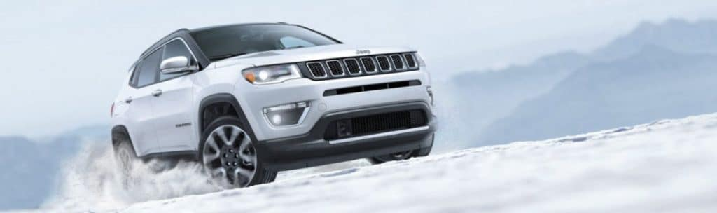 Jeep Compass Letters