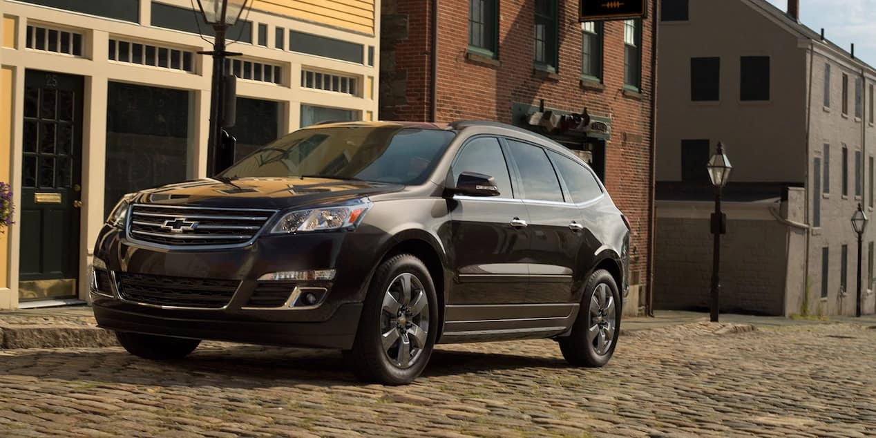 hight resolution of 2017 chevrolet traverse for sale libertyville il
