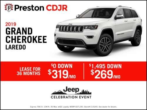 small resolution of 2019 jeep grand cherokee laredo