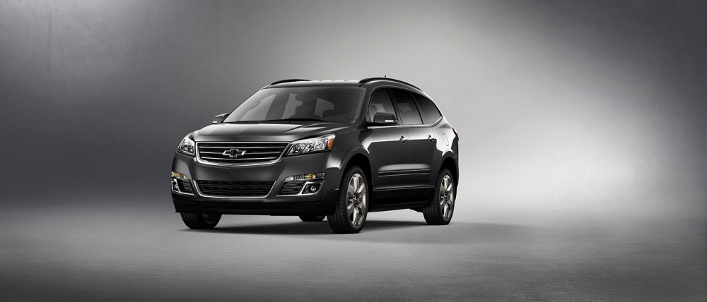 medium resolution of  traverse towing 2017 chevy traverse on display