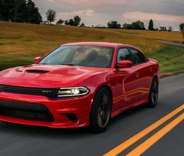 2018 Dodge Charger Horsepower