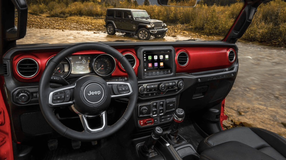 medium resolution of 2019 jeep wrangler interior with door off frame