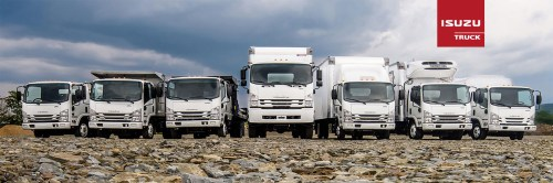 small resolution of isuzu commercial truck lineup