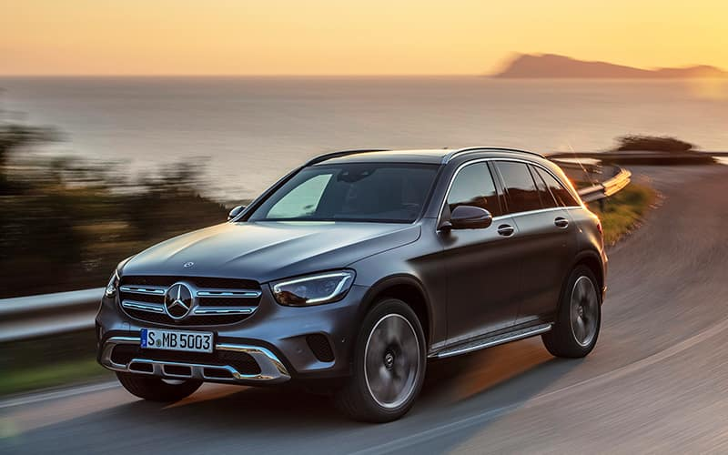 2020 Mercedes-Benz GLC SUV Specs. Review. Price. & Trims | Mercedes-Benz of Easton
