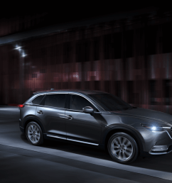 2019 mazda cx 9 offered in four exciting trim levels [ 1024 x 768 Pixel ]