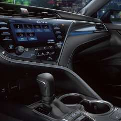All New Camry 2019 Interior Harga Mobil Bekas Grand Avanza 2015 Toyota Features Specs Of Downtown La Technology