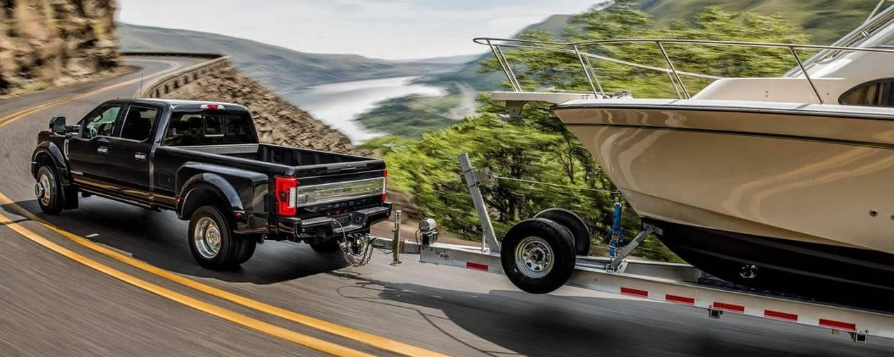 Towing Capacity For F250 Powerstroke Superduty