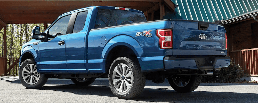 2019 Ford F-150 Bed Size | Cab Options | Badger Truck ...