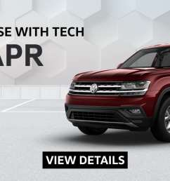 2019 volkswagen atlas se w technology featured vehicle 1 9 apr for 60 [ 1800 x 760 Pixel ]