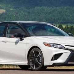 All New Toyota Camry 2019 Harga Grand Avanza Makassar Joseph Of Cincinnati Value