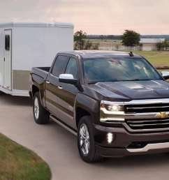 2019 chevy silverado 1500 towing a trailer [ 1800 x 700 Pixel ]