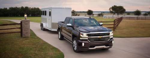small resolution of 2019 chevy silverado 1500 towing a trailer