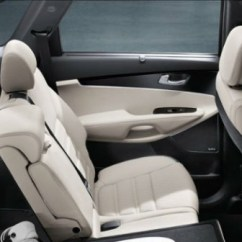 Suv With 3 Rows And Captains Chairs Strongback Canada What S Better For Passengers Captain Seats Or Bench Patterson Kia