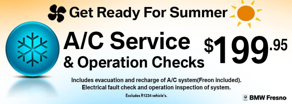auto service specials bmw