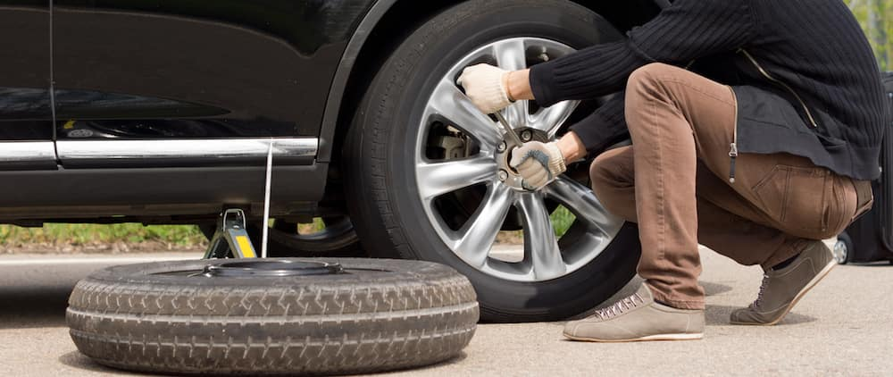 How Do I Change A Flat Tire Car Maintenance Tips Bremerton