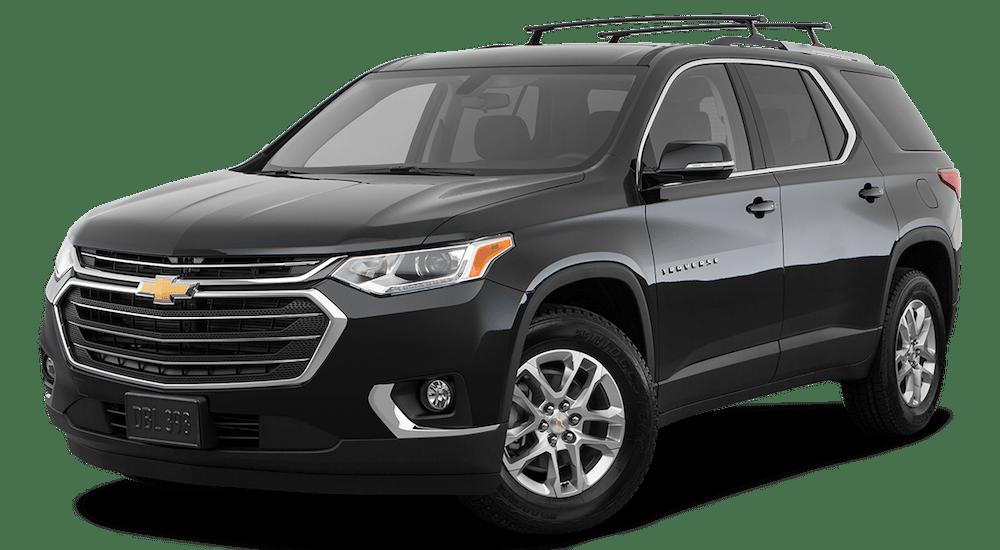 2018 Chevy Traverse  Carl Black Chevrolet Buick GMC Kennesaw