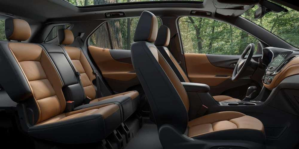 medium resolution of 2019 chevrolet equinox interior seating