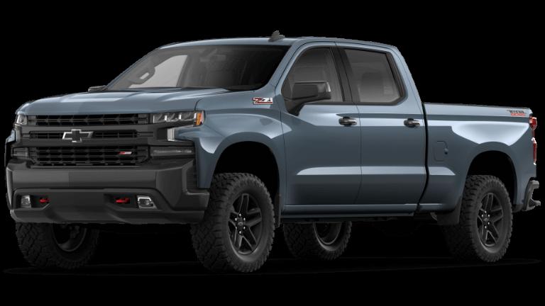 2021 chevy silverado 1500 trims ltz