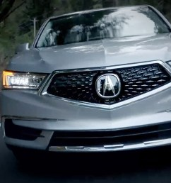 2017 acura mdx exterior front angle [ 1500 x 844 Pixel ]