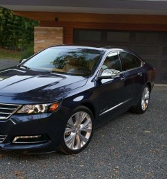 used 2013 chevrolet impala for sale pricing features edmunds [ 1280 x 720 Pixel ]