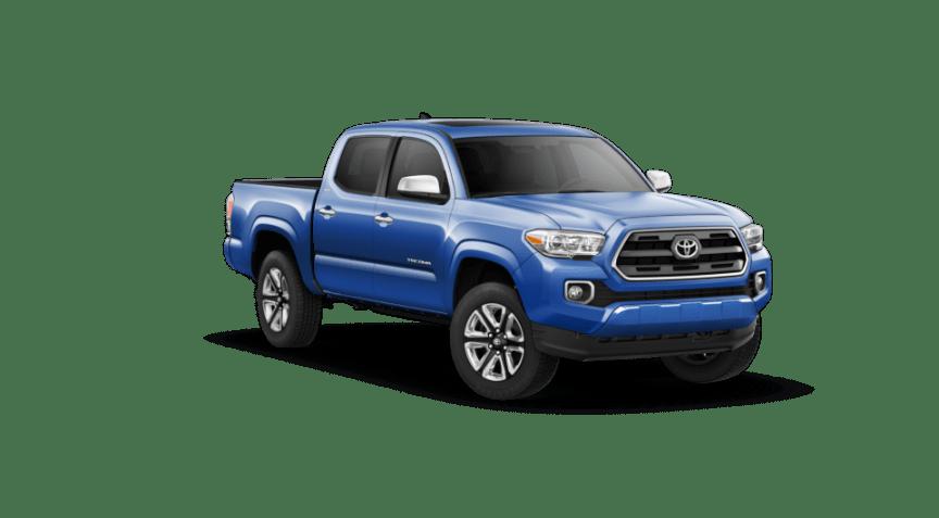 2016 Toyota Tacoma Trd Road