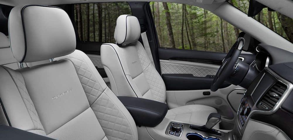 Jeep Grand Cherokee Interior Dimensions