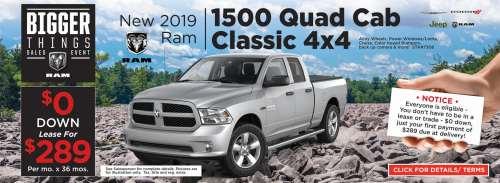 small resolution of 2019 ram quad cab